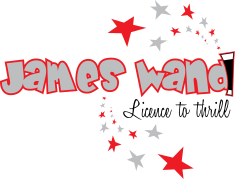 Childrens Entertainer James Wand