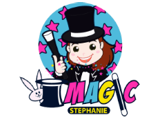 Childrens Entertainer Magic Stephanie