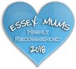 Essex Mums Highly Recommended 2018